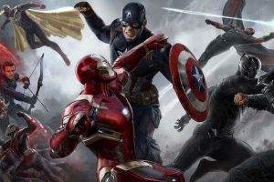 Captain America Civil War: video conferenza stampa con il Team Cap e il Team Iron Man