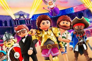 Playmobil The Movie: nuova video clip musicale con la voce di J-AX