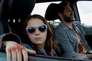 Logan cinecomics con Hugh Jackman uscita home video: video backstage sull'audizione di Dafne Keen