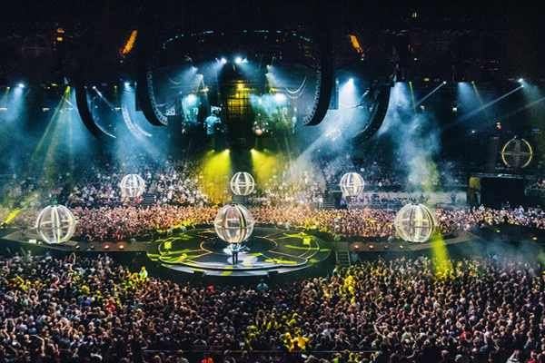Muse Drones World Tour al cinema a luglio: trailer ufficiale dell'evento musicale
