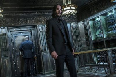 John Wick 3 Parabellum, podcast recensione dell'action thriller con Keanu Reeves
