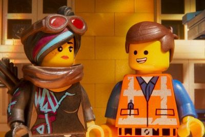 The Lego movie 2, podcast recensione del film d'animazione