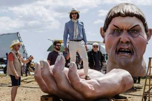 L'uomo che uccise Don Chisciotte di Terry Gilliam con Adam Driver e Jonathan Pryce: 2 featurette backstage