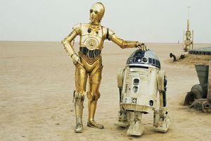 Aspettando Star Wars il risveglio della forza: The making of Star Wars, documentario del 1977 con C3-PO e R2-D2