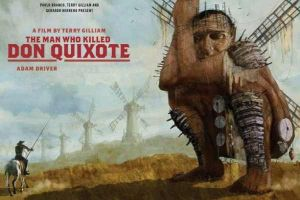 The Man who Killed Don Quixote di Terry Gilliam con Adam Driver: primo trailer in inglese