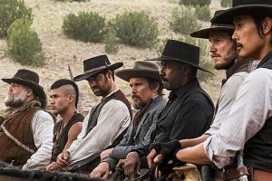 I magnifici 7 remake: featurette sui set del western action con Chris Pratt