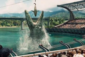 Jurassic World secondo trailer in italiano con Chris Pratt