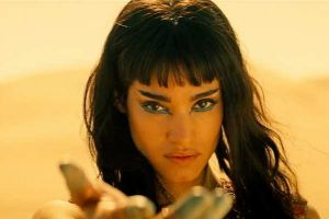 La Mummia - the Mummy uscita home video: featurette su Sofia Boutella con Tom Cruise
