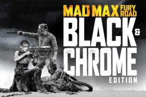 Mad Max Fury Road Black & Chrome Edition, video recensione