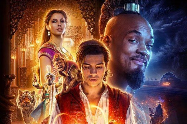 Aladdin, podcast recensione del live action Disney con Will Smith