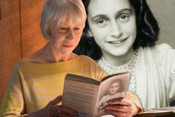 Anne Frank - Vite Parallele, documentario con Helen Mirren in home video a gennaio