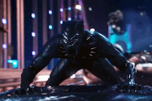 Black Panther, cinecomics Marvel: featurette su Wakanda e prima clip action in inglese