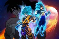 Dragon Ball Super Broly: trama e trailer in italiano, Goku torna al cinema