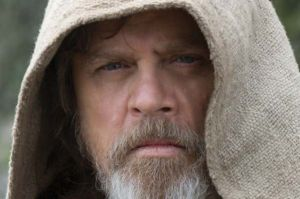 Star Wars gli ultimi jedi: primo extended spot in inglese con Luke Skywalker