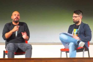 Marco d'Amore tra cinema, teatro e la serie TV Gomorra: 3 video dell'incontro a Lucca Comics & Games 2018