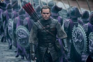 The Great Wall con Matt Damon: clip in italiano e video backstage con il regista Zhang Yimou