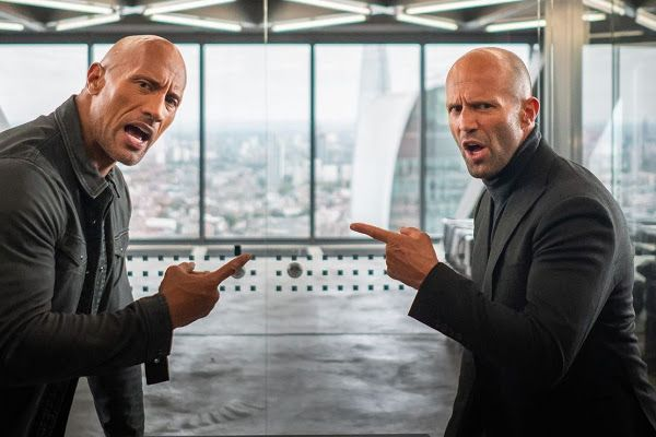 Fast & Furious - Hobbs & Shaw: secondo trailer in italiano con Dwayne Johnson e Jason Statham