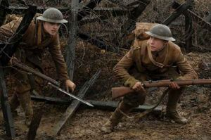 1917 film di Sam Mendes al cinema: prime 3 clip in italiano